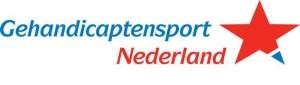 Logo Gehandicaptensport Nederland