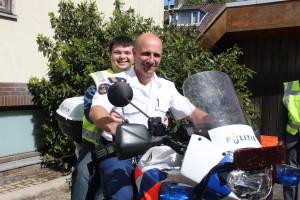 Prokkelstage politie Barendrecht