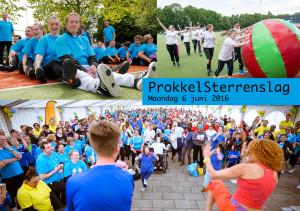 2016 - Menukaart - ProkkelSterrenslag - Voorkant