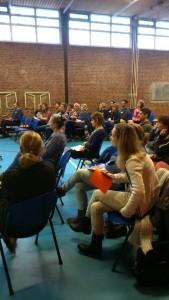 Bijeenkomst Groningen