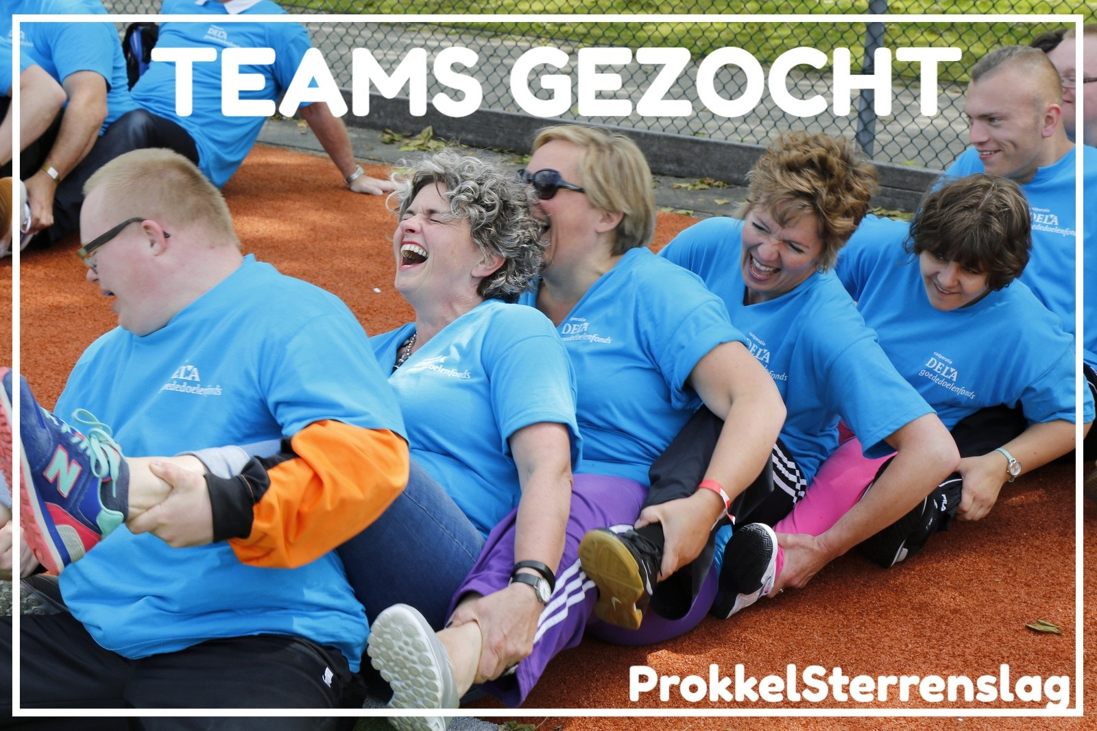 ProkkelSterrenslag Teams gezocht